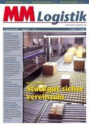 Stückgut sicher vereinzeln - MM Logistik - Vogel Business Media