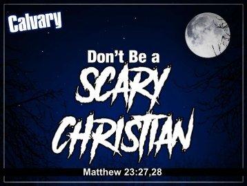 Matthew 23:27,28