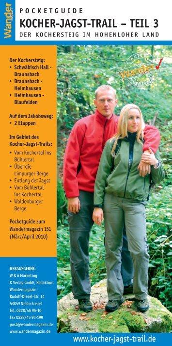 KOCHER-JAGST-TRAIL – TEIL 3 - wanderpark.de