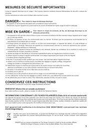 Singer 7256   FASHION MATE™ - English, French, Spanish - User Manual
