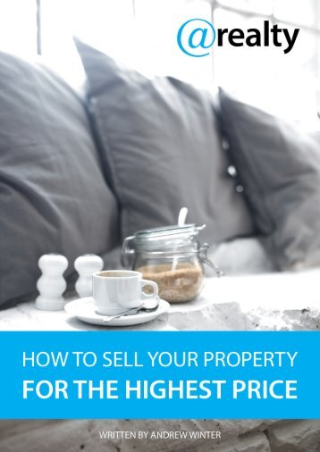 How to sell your property