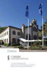 Einladung BUT 2012 - IHK Bonn/Rhein-Sieg