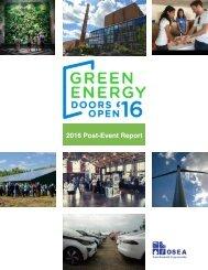 2016 Post-Event Report
