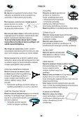 KitchenAid JT 368 WH - Microwave - JT 368 WH - Microwave HR (858736899290) Mode d'emploi - Page 5