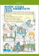 NAUČNÁ STEZKA HOŘINĚVESKÝM LESEM - Page 2