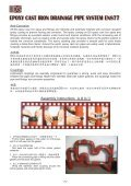 EN877 SML,SMU,MA,TML,KML,BML Pipe system - Page 4