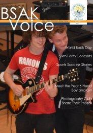 BSAK Voice - Issue 2-March 2015