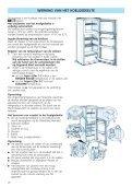 KitchenAid DPA 262/H - Fridge/freezer combination - DPA 262/H - Fridge/freezer combination NL (853964001000) Istruzioni per l'Uso - Page 4