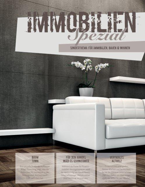 Berger Consulting Immobilien Spezial in der Kufsteinerin
