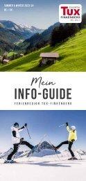 Info Guide Sommer & Winter 2020-21