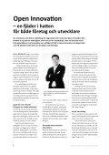 Hur skapas innovationer? - Combitech.se - Page 6