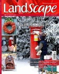 LandScape magazine Christmas 2016