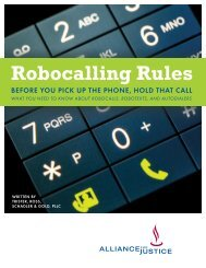 Robocalling Rules