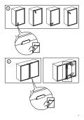 Ikea JUTIS - 40266639 - Assembly instructions - Page 3