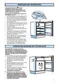 KitchenAid UVI 1302/A - Refrigerator - UVI 1302/A - Refrigerator DE (855004701330) Istruzioni per l'Uso - Page 4