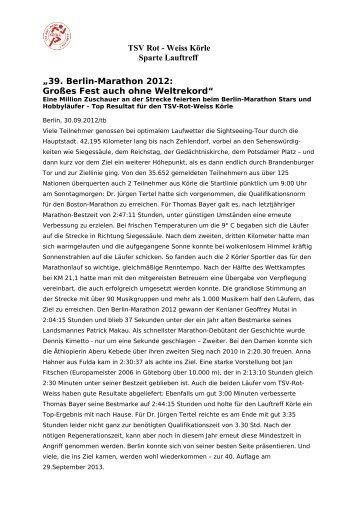 Einladung zur Jahreshauptversammlung - lauftreff-koerle.de
