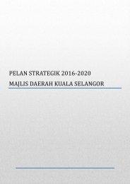 Pelan Strategik MDKS 2016 - 2020.doc