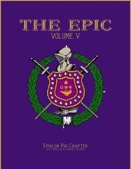 The Epic Volume V Covered