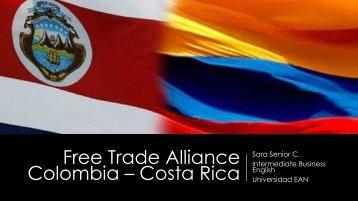 FTA Colombia – Costa Rica