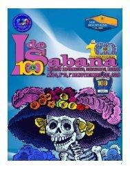 LEONES de SABANA AÑO 5, N° 75 NOVIEMBRE  2016