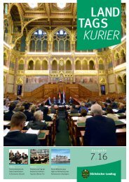 Landtagskurier, Ausgabe 7/2016