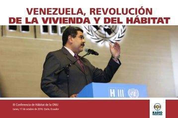 VENEZUELA REVOLUCIÓN