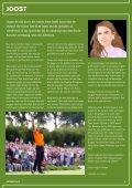 Clubblad van Golfclub De Dorpswaard | Oktober 2016 nr 101 - Page 5
