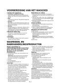 KitchenAid KOBLENZ 2470 - Washing machine - KOBLENZ 2470 - Washing machine NL (858365620000) Istruzioni per l'Uso - Page 5