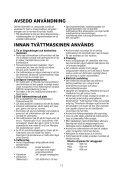 KitchenAid KOBLENZ 2470 - Washing machine - KOBLENZ 2470 - Washing machine SV (858365620000) Istruzioni per l'Uso - Page 2