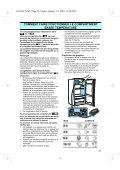 KitchenAid CFS 051 S - Refrigerator - CFS 051 S - Refrigerator FR (853945715000) Istruzioni per l'Uso - Page 5