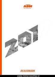 KTM Dealerbook + prijs