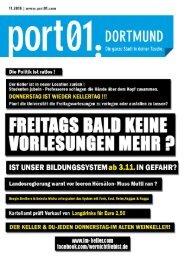 port01 Dortmund | 11.2016