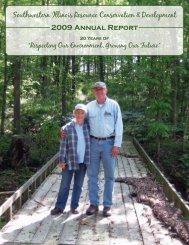 2009 Annual Report - HeartLands Conservancy