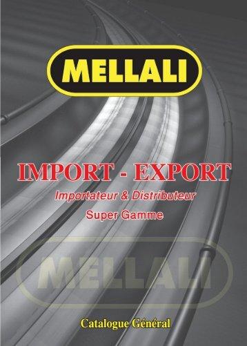 MELLALI IMPORT EXPORT
