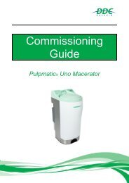 Commissioning Guide Pulpmatic Uno V5.1