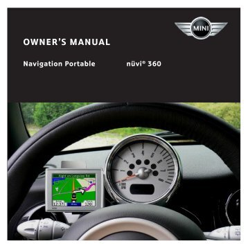 garmin nuvi 660 manual pdf