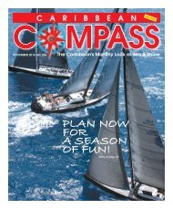 Caribbean Compass Yachting Magazine - November 2016