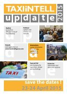 Taxi Times International - March 2015 - English - Page 2