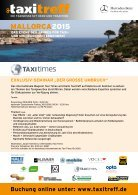 Taxi Times International - Juni 2015 - Deutsch - Page 2