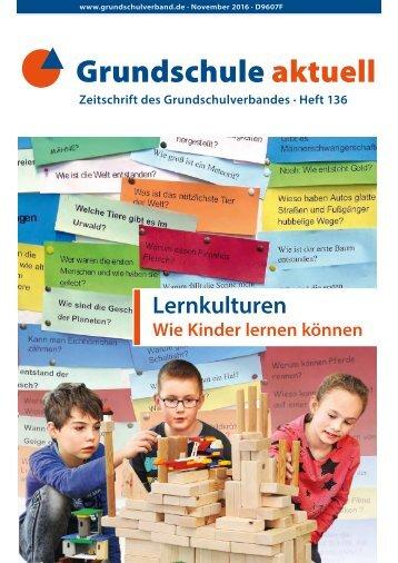 Grundschule aktuell 136