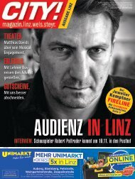 City-Magazin 2016-11 Linz