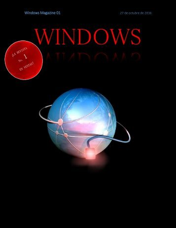 Revista windows 10