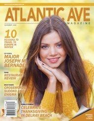 Atlantic Ave Magazine November 2016