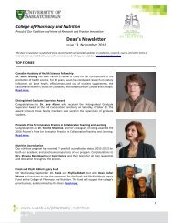 Dean's Newsletter
