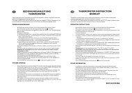 KitchenAid OVN 608 W - Oven - OVN 608 W - Oven EUR (857923301010) Guide d'installation