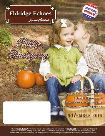 Eldridge November 2016