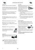 KitchenAid JT 365 WH - Microwave - JT 365 WH - Microwave SK (858736599290) Istruzioni per l'Uso - Page 4
