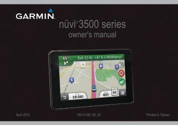 garmin nuvi 2405 2505 series owner s manual rh yumpu com Register Garmin Nuvi 2505 garmin nuvi 2505 user manual