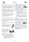 KitchenAid VT 266 SL - Microwave - VT 266 SL - Microwave RO (858726615890) Istruzioni per l'Uso - Page 4