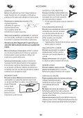 KitchenAid VT 266 SL - Microwave - VT 266 SL - Microwave RO (858726615890) Istruzioni per l'Uso - Page 5
